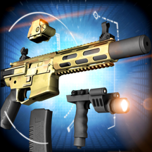 Gun Builder ELITE - Modern Weapons, Sniper & Assault Rifles