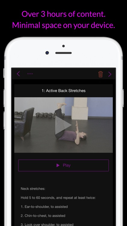 Stretching & Flexibility: Learn to Stretch Without Yoga screenshot-3