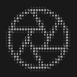 Image ASCII - turn images into ASCII symbol art