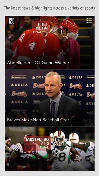 120 Sports screenshot-3