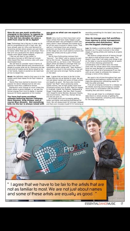 Zone Magazine screenshot-4