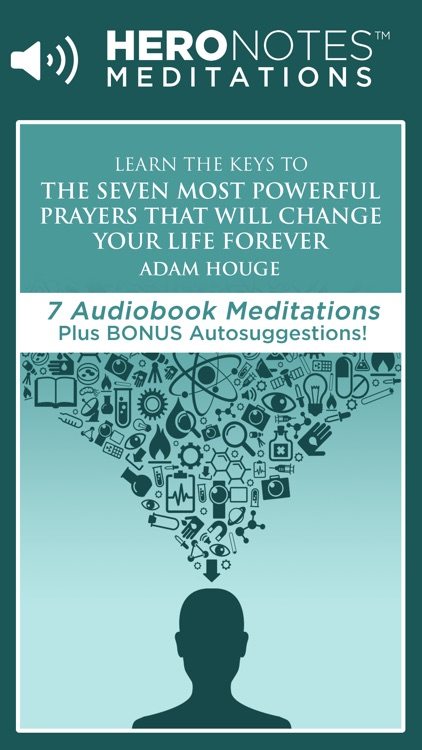 The Seven Most Powerful Prayers That Will Change Your Life Forever by Adam Houge Meditation Audiobook