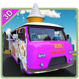 Ice Cream Truck Simulator – Crazy lorry driving & parking simulation game