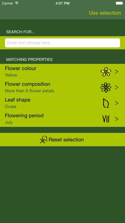 AlpineFlower Finder – a Swiss flower field guide