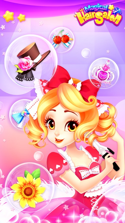 Hair Salon Games: Girls makeup screenshot-4