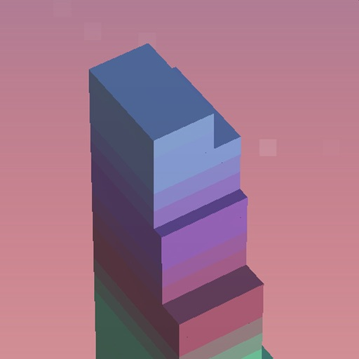 Block Tower Stack-Up - Reach up high in the sky, play this endless blocks stacking game iOS App