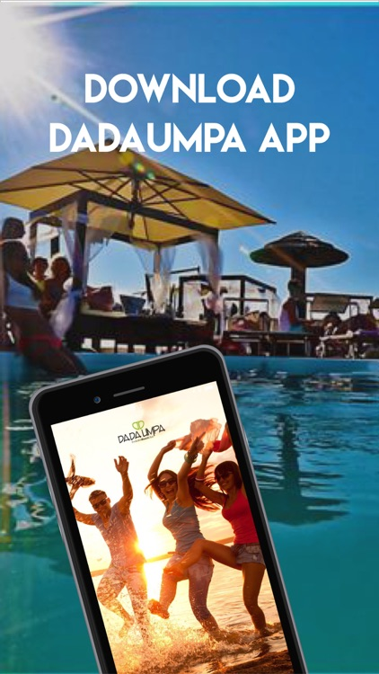 Discover Dadaumpa Village Fiumicino app!
