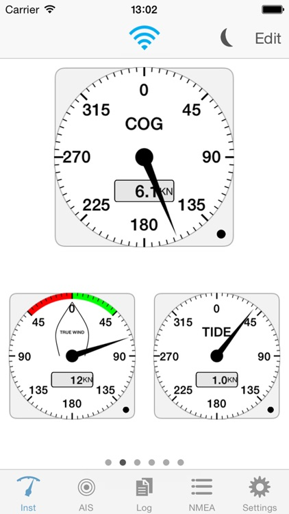 Boat Instruments screenshot-1