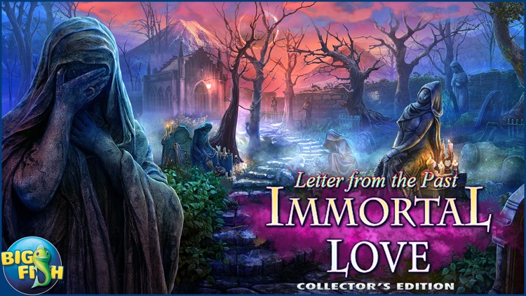 Immortal Love: Letter From The Past Collector's Edition - A Magical Hidden Object Game (Full) screenshot-4