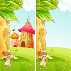 Activities of Spot It! Fairy House