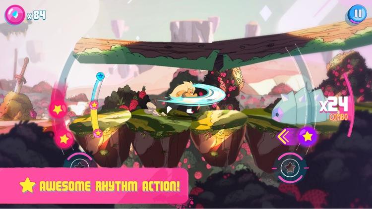 Soundtrack Attack - Steven Universe Rhythm Runner screenshot-4