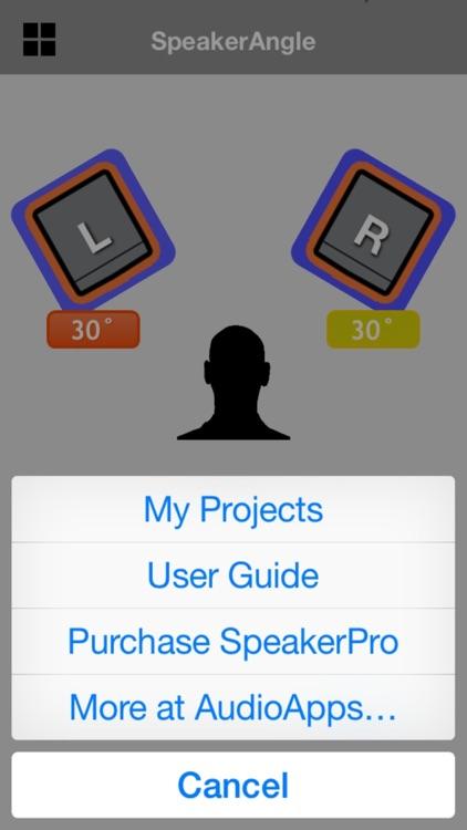 SpeakerAngle screenshot-3
