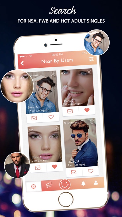 Siesta - meet me new people, chat, dating app
