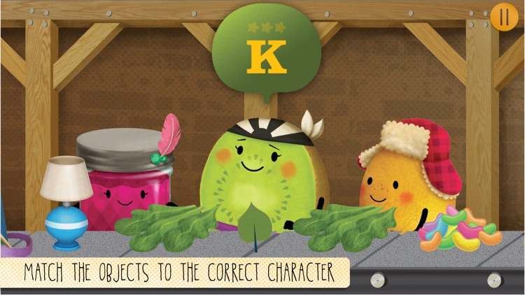 Lemon Lumberjack's Letter Mill screenshot-3