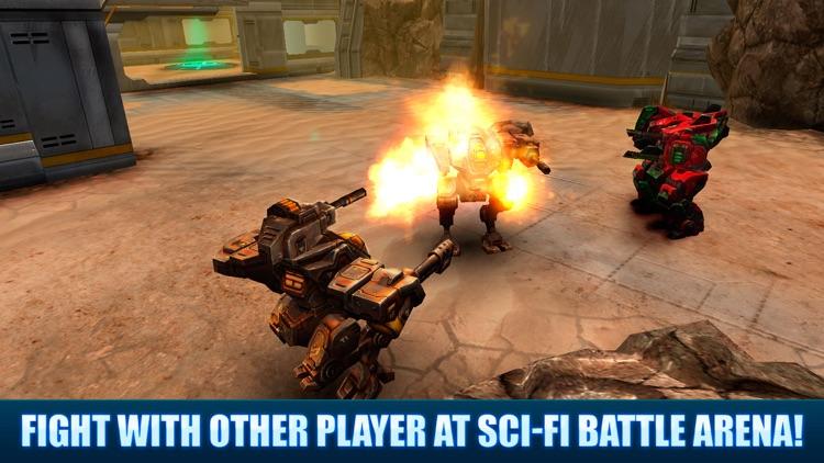 Battle MechWars PvP Full