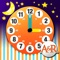 App Icon for Telling Time for Kids - Game to Learn to Tell Time easily App in Jordan IOS App Store