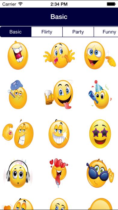 Whatsapp flirt smiley 😍 Emoji