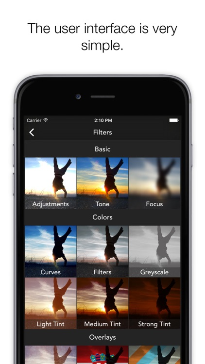 PhotoTap - Photo Editor