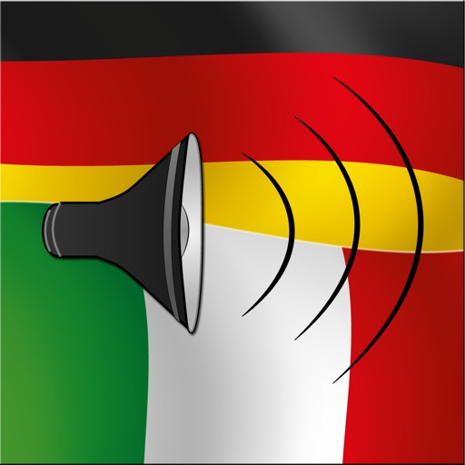 German / Italian Talking Phrasebook Translator Dictionary - Multiphrasebook