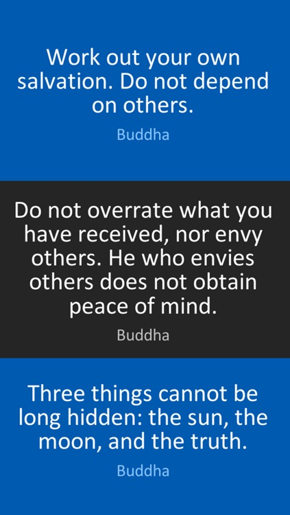 Buddha quotes with wallpaper