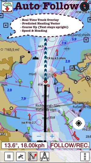 I Boating Usa Nautical Marine Charts Lake Maps 4