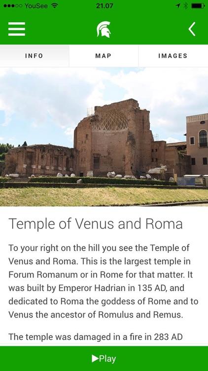 Forum Romanum and Palatine Hill