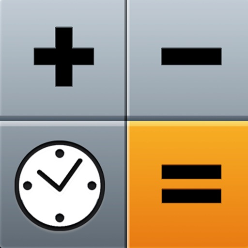 Hours & Minutes Calculator Lite iOS App