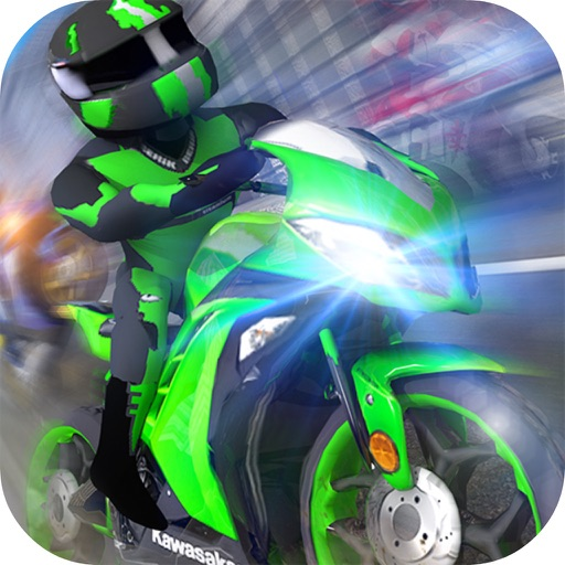 Speed Racing Game: Traffic Rider