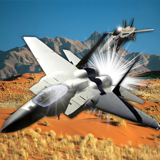 A Supersonic Speed Aircraft - Top Best Combat Aircraft Simulator