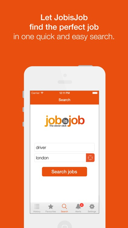 Jobs by JobisJob screenshot-0