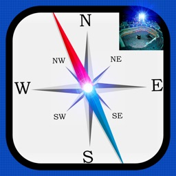 Qibla Compass-Free Direction
