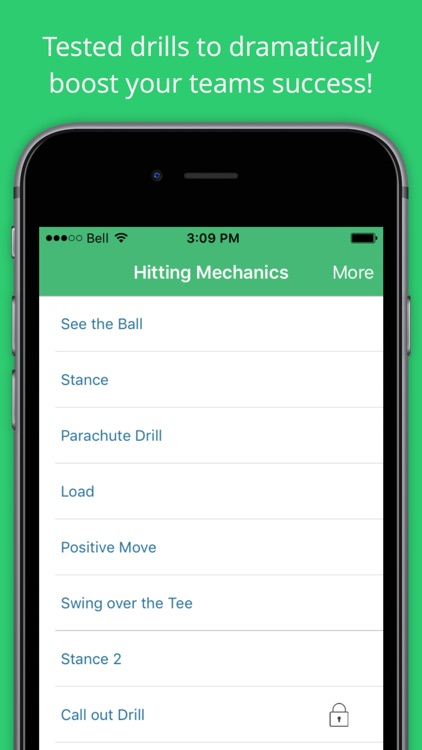 Baseball Hitting Drills & Mechanics screenshot-2