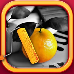 Color Splash Retouch Effects – Black & White Photo Editor with Gray-Scale Filter.s
