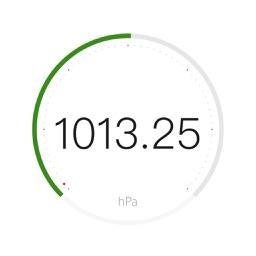 Barometer - Measure air pressure