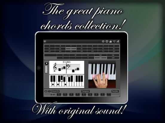 120 Piano Chords App Price Drops
