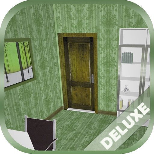Escape 9 Confined Rooms Deluxe icon