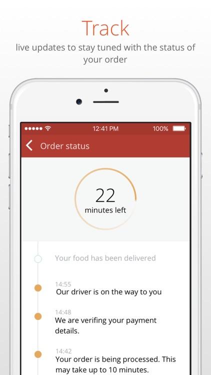 24H - UAE online food delivery screenshot-4