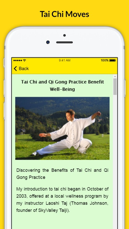 Power of Tai Chi - Mastering the Force