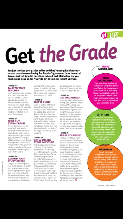 Girls' Life Mag Standard screenshot-4
