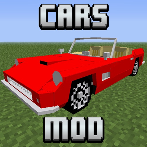 CARS MOD FREE - Reality Racing Car for Minecraft Game PC Edition