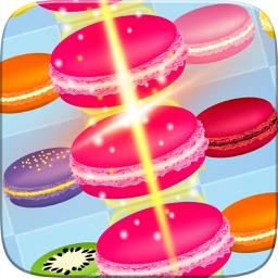 Macaron Sweet Fruit Splash