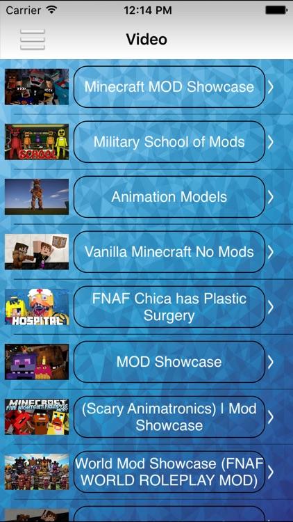 FNAF Mod Guide For Minecraft PC screenshot-3