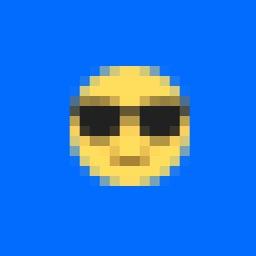 8-bit Emoji