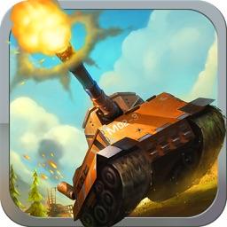 Tanks Pioneer - War Strategy