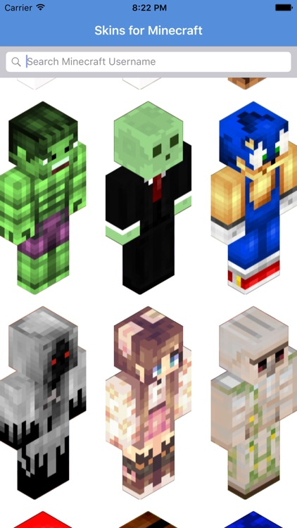 Skins for Minecraft - PE Skins screenshot-4