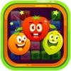 Bubble Viber Fruit Adventure - The Color Block Matching Puzzle