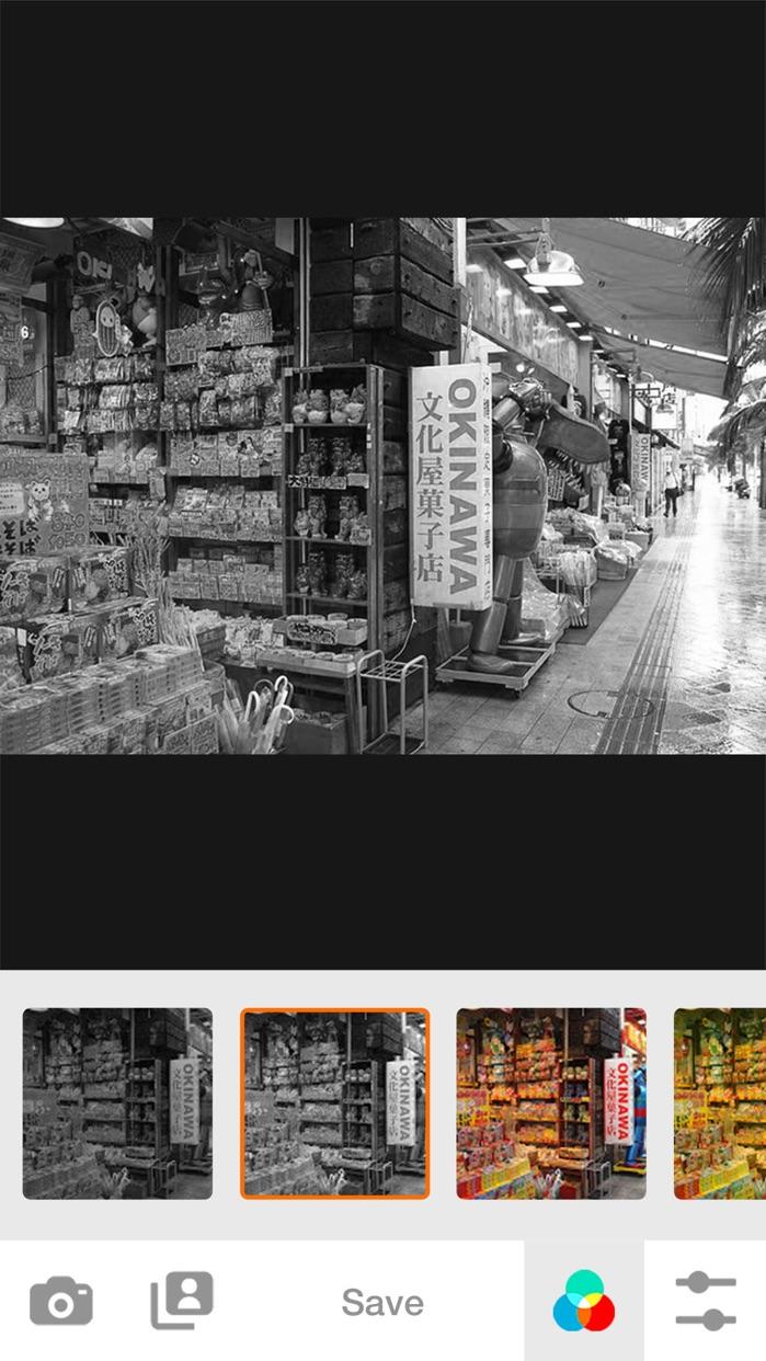Analog Cam Okinawa - Instant Film Camera Screenshot