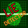 Lie Detector Fingerprint Scanner - Lying or Truth Touch Test HD +
