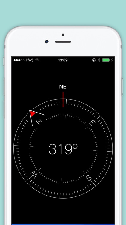 Super Compass for iPhone : Navigation and Direction Traction