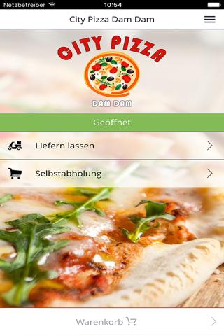 City Pizza DamDam - náhled